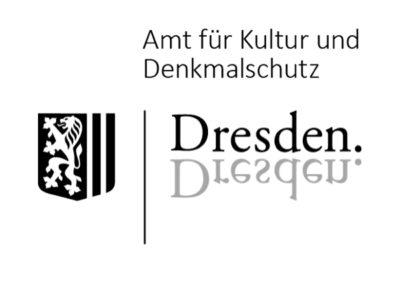 Logo LH Dresden Amt fuer Kultur und Denkmalschutz