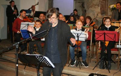 "Benefizkonzert: Ensemble ""KlangBRÜCKEN Dresden"", 10.11.2019"