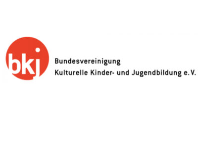 Logo Bundesvereinigung Kulturelle Kinder- und Jugendbildung e.V.