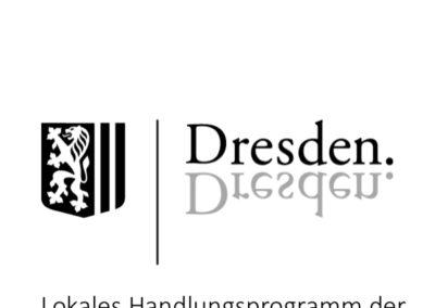 Logo LH Dresden Lokales HAndlungsprogramm