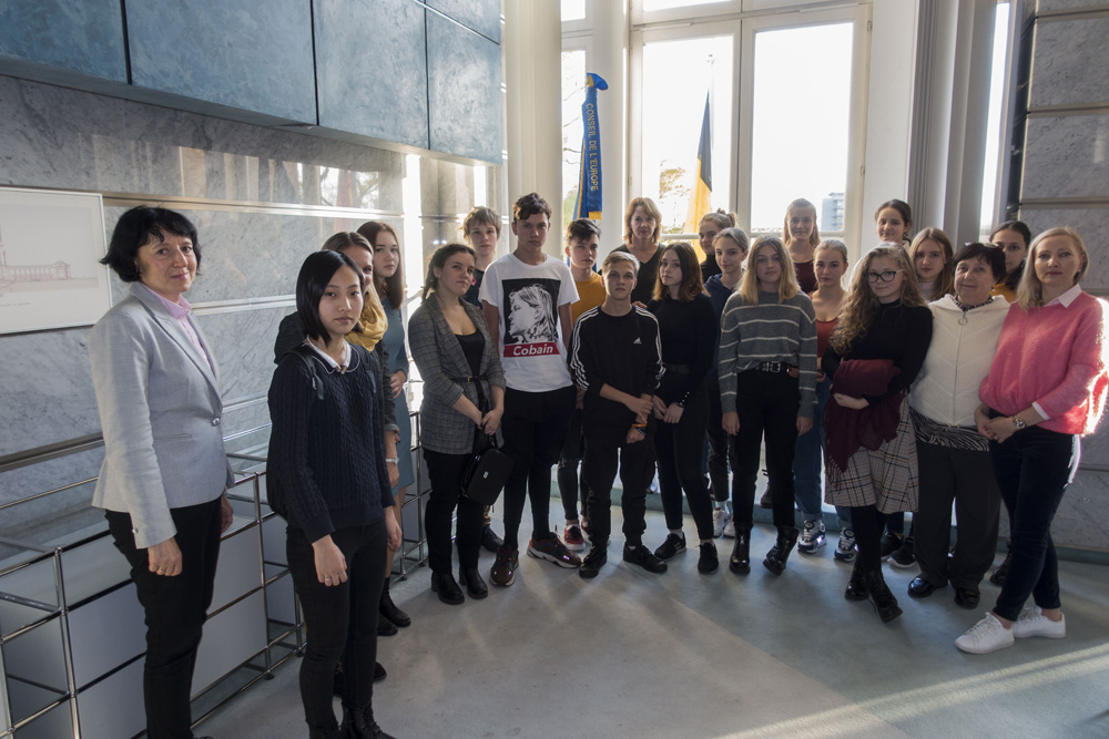 Deutsch-russischer Jugendaustausch – 2019