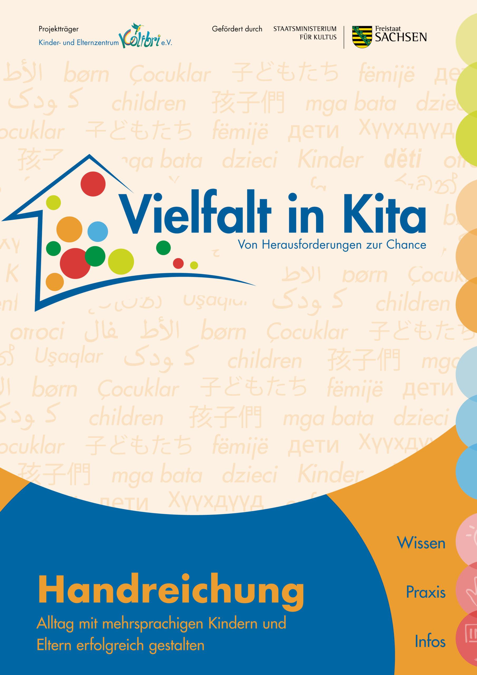 Alltag mit mehrsprachigen Kindern und Eltern erfolgreich gestalten