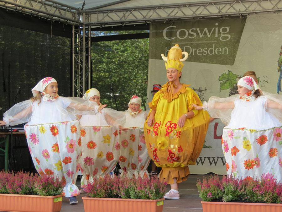 Kinderfest zum 21. Sächsischen Landeserntedankfest, 12.09.2018