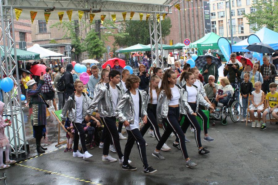3. Kraftwerk Mitte Fest am 5. September 2020