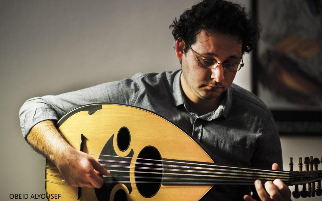 Orientalische Musik aktiv erleben: Workshop von Obeid Alyousef, 10.10.2020