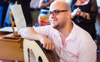 Online-Workshop Orientalische Musik trifft Jazz – mit Thabet Azzawi am 19.12.2020