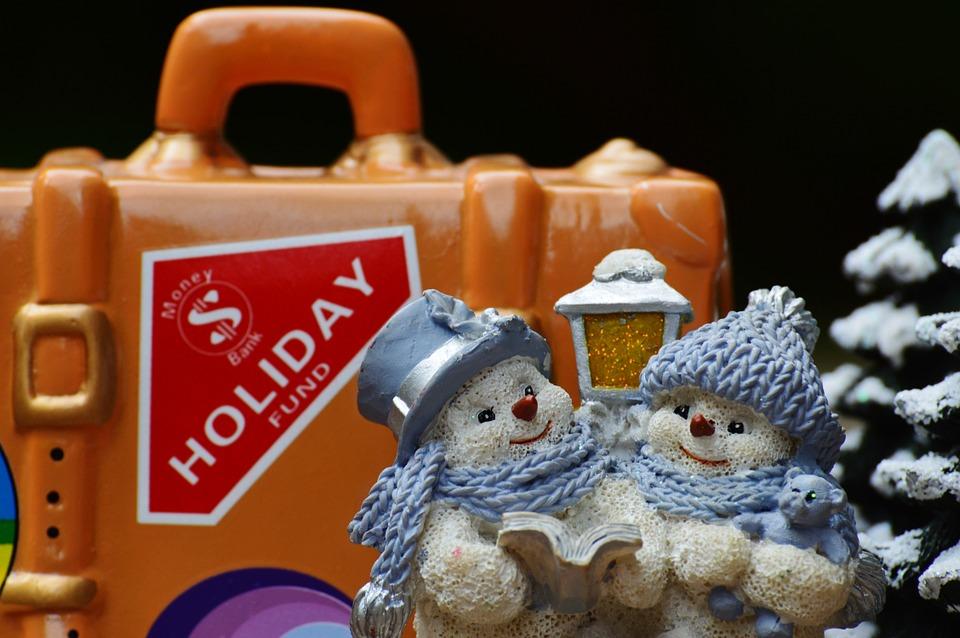 Weihnachtsferien und Unterrichtsbeginn