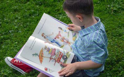 Mit neuen Kinderbüchern in die Lesewelt