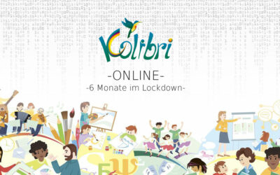 Kolibris Monate im Online-Modus