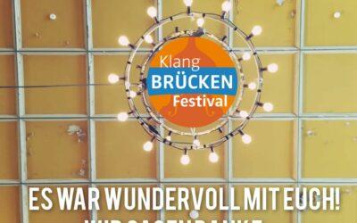 Rückblick Dresdner KlangBRÜCKEN Festival