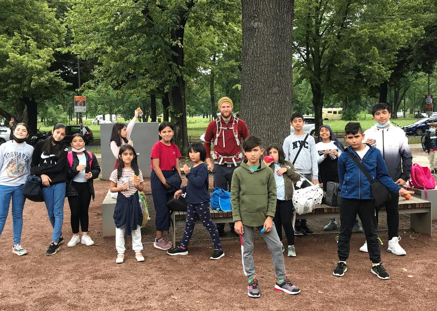 Sommerferien mit dem Kinder-Eltern-Treff