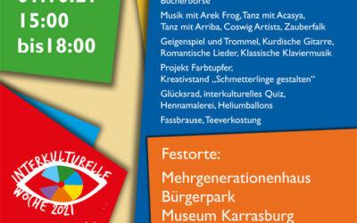 Fest der Vielfalt in Coswig, 01.10.2021