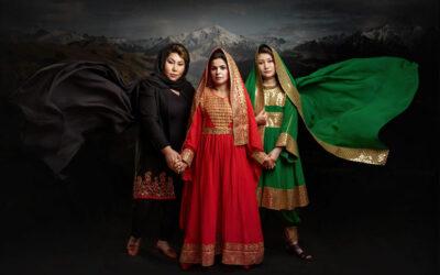 "Eröffnung der Fotoausstellung ""Wandlungen persischer Frauen"""